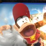 『大乱闘スマッシュブラザーズ for 3DS / Wii U』にディディーコング参戦、スマブラではパンチが伸びる