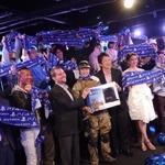 次世代ゲーム機PlayStation 4、ついに国内で発売 ― 記念イベント会場は歓声に包まれる