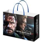 スネークが渋い!PS4版『METAL GEAR SOLID V: GROUND ZEROES』とPS4本体の同時購入者にオリジナルショッピングバッグを提供