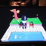 【BitSummit 14】ボクセルで描画されたキュートな3Dアクション『Voxatron』最新版プレイアブル