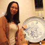 『ロマンシング 佐賀 LOUNGE』展示物&フードレポート ― 『サガ』のイラストレーター・小林智美さんお気に入りの原画はコレ