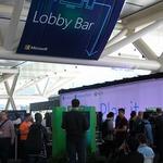 【GDC 2014】無料ドリンク提供中、Xbox Oneタイトルも遊べる「Microsoft Lobby Bar」で一休み?