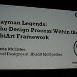 【GDC 2014】ユービーアイソフトが独自開発する2Dゲームエンジン「UBI Art Framework」、『レイマン レジェンド』や『Child of Light』で採用
