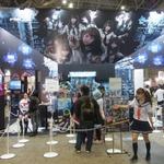 【AnimeJapan 2014】閲覧注意!会場でゾンビメイクを体験
