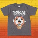 大人も着れるデザイン!全4種「妖怪ウォッチ 親子Tシャツ」で日常に妖怪を