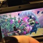 おとぎ話アクションシューティング『ゾンビインワンダーランド』の3DS版実機写真が登場!情報公開は遠くない未来か