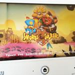 インディーデベロッパーのRonimo Games、Wii Uで2D横スクロールRTS『Swords and Soldiers HD』発表