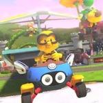 『マリオカート8』予告映像第4弾、新しくなったレインボーロードを舞台にジュゲムやメタルマリオが疾走