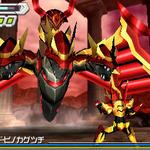 カプコン×トレジャーのタッグ再び! 3DS『ガイストクラッシャーゴッド』発表