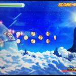 【ロコレポ】第75回 疾走感あり! 3DS立体視の大空を翔けてコインを集めるハイスピードアクションゲーム『SKYPEACE』