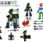 『Mighty No.9』稲船氏が描く人型ロボットエネミーコンセプト動画がお披露目