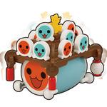 『太鼓の達人』の「どんちゃん」と「かっちゃん」が玩具に ― バランスゲームと対戦ゲームで腕比べ