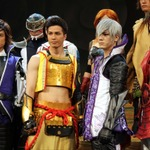 戦いのカギを握るのは小早川?!家康自身の語る本音も見所となった舞台「戦国BASARA3」-咎狂わし絆-ゲネプロ公演