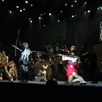 舞台「戦国BASARA3」-咎狂わし絆-のゲネプロ公演フォトレポートをお届け