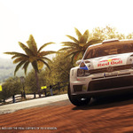 サイバーフロントが発売する予定だった『WRC 4』がスクウェア・エニックスより発売