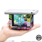 手のひらで初音ミクの3Dライブが楽しめる食玩!「ハコビジョン 初音ミク」発売
