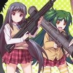 次のブームは弾丸娘だ!D3、アクションシューティング『バレットガールズ』をPS Vita向けに発表
