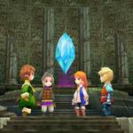 DS版『ファイナルファンタジーIII』が海外向けにPCでリリース