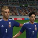 『ワールドサッカー ウイニングイレブン 2014 蒼き侍の挑戦』3DS版の紹介映像を公開