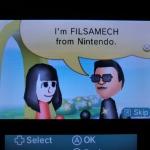 E3の告知動画に登場したメカレジーが『すれちがいMii広場』に登場