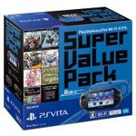 PS Vita新色がお買い得な「Super Value Pack」として数量限定で7月発売