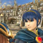 『スマブラ for Wii U』美しい背景、地面に仕掛け!?『ファイアーエムブレム』ステージ「闘技場」を初公開