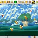 【E3 2014】スーパーマリオのステージを1から作れるWii Uソフト『Mario Maker』が発表の画像