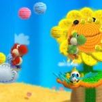 【E3 2014】『毛糸のヨッシー』ゲームプレイ動画が公開、協力プレイに対応
