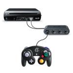 Wii U用ゲームキューブコントローラ接続タップは2014年冬発売、スマブラ特別仕様のコントローラも