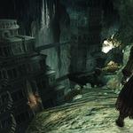 【E3 2014】動く迷宮の如き地下遺跡が待ち構える『DARK SOULS II』第1弾DLC「深い底の王の冠」レポート