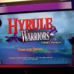 【E3 2014】『ゼルダの伝説』の世界観で『無双』の楽しさ!『ゼルダ無双』をプレイした