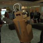 【E3 2014】宮本氏がGamePadを手にメカレジーと対決!『Project Giant Robot』をリアル再現してみた動画が公開
