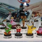 任天堂のNFCフィギュア「amiibo」は1,200円前後に ― 高い?安い?世界でヒット中のタイトルと比較