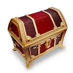 『ゼルダ無双』「TREASURE BOX」に同梱される宝箱の画像公開、開けると「ごまだれ~」が鳴り響く