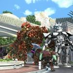次世代ゲームの作り方を模索、PS4『KNACK』開発チームインタビュー・・・GTMF 2014直前インタビューの画像