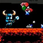 ファミコン時代の記憶が蘇るショベル騎士アクション『Shovel Knight』ゲームプレイ映像