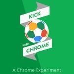 Google、最新モバイル技術を駆使したゲーム『Kick with Chrome』を公開
