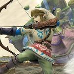 『スマブラ for Wii U / 3DS』にスカイウォードソードの私服風リンクが登場、カラバリで衣装変更が可能か?