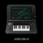 3DS向けアナログシンセサイザー「KORG DSN-12」配信開始、世界初の3Dオシロスコープモードを搭載