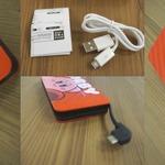 【読プレ】写真よりも…可愛いだと!?「ENERGY Pocket 6000mAh 星のカービィ」サンプルレポートの画像