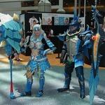 今年のトレンドは?米国アニメエキスポ2014で見かけたコスプレイヤーたち(2日目)の画像