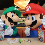 マリオとルイージ、『マリオカート8』のハッピーセットを注文