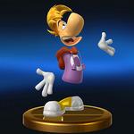 『スマブラ for Wii U』にレイマンフィギュアが登場!桜井ディレクターが画像を公開