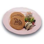 ピカチュウパンケーキの画像