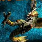 『MH4G』メインモンスターの名前は「千刃竜 セルレギオス」!そのビジュアルも公開