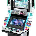 シリーズ最新バージョン『初音ミク Project DIVA Arcade Future Tone Version A』稼働スタート
