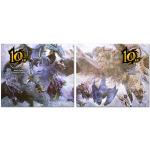 『モンハン』10周年!豪華作家陣を迎えたコンピレーションアルバム「トリビュート」「セルフカバー」2枚同時発売