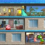 『スマブラ for 3DS』に専用ステージ「トモダチコレクション」が登場、友達のMiiも出てくるかも