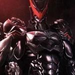 スクエニ野村氏デザインのバットマンフィギュアがコミコンで展示、召喚獣のような見た目に