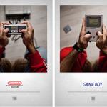 コントローラーで30年に渡るゲーム歴を表現したファンメイドのアート写真
